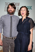 Will Forte, Kristen Schaal — Stock Photo