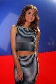 "Maia Mitchell - ""Teen Beach 2"" Premiere — Stock Photo"