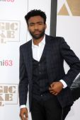 Donald Glover  at the Magic Mike XXL — Stock Photo