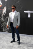 Sylvester Stallone  at the Terminator Genisys — Stock Photo