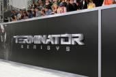 Terminator Genisys Los Angeles Premiere — Стоковое фото