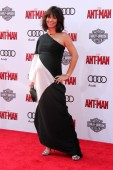 """Evangeline Lilly  at the """"Ant-Man"""" — Stock Photo"""