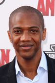 "J. August Richards  at the ""Ant-Man"" — Stock Photo"