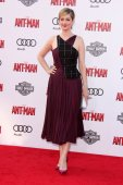"Judy Greer   at the ""Ant-Man"" — Foto Stock"