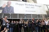 Ringo Starr   at Ringo Starr's Birthday — Stock Photo