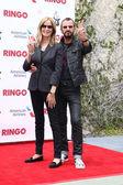 Barbara Bach, Ringo Starr — Stock Photo