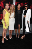Kathie Lee Gifford, Cassidy Gifford, Kris Jenner, Kylie Jenner — Stock Photo