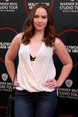 Camryn Grimes - actress — Stock Photo