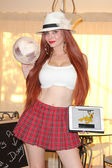 Phoebe Price - actress — Stock Photo