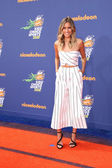 Renee Bargh -  TV presenter — Stock Photo