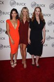 Jenna Dewan Tatum, Ali Larter, Christina Hendricks — Stock Photo