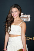 Sarah Jeffery - actress — Stock Photo