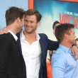 ������, ������: Liam Hemsworth Chris Hemsworth Luke Hemsworth