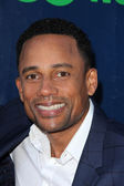 Hill Harper at the CBS — Stock Photo