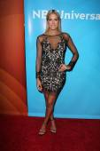 Barbie Blank at the NBC — Stock Photo