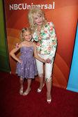 Dolly Parton at the NBC — Стоковое фото