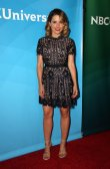 Sophia Bush at the NBC — Stock Photo