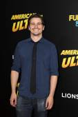 """Jason Ritter at the """"American Ultra"""" — Стоковое фото"""