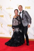 Sue Wong at the 67th Annual Primetime Emmy Awards — Stock Photo