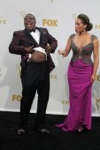 Tracy Morgan - 67th Annual Primetime Emmy Awards - Press Room — Stock Photo
