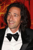 Adrien Brody -HBO Primetime Emmy Awards After-Party — Stockfoto