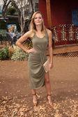 "Lauren Shaw at the ""Goosebumps"" — Stockfoto"