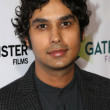 Постер, плакат: Kunal Nayyar at the Consumed