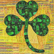 Tapestry Background of Saint Patricks Day — Stock Photo #64985221