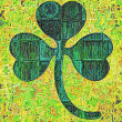 Tapestry Background of Saint Patricks Day — Stock Photo #64986335
