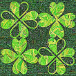 Tapestry Background of Saint Patricks Day — Stock Photo #64986565