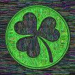 Tapestry Background of Saint Patricks Day — Stock Photo #64989763