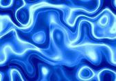 Abstract Blue Seamless Plasma Background — Stock Photo