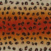 Seamless Leopard Animal Fur Background — Stock Photo