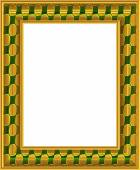Frame For Painting — Stock Photo