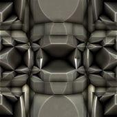 Seamless Techno Background — Stockfoto