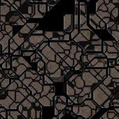 Seamless Techno Background — Stock Photo