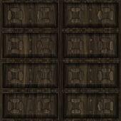 Decorative Wood Panel — Stock Photo