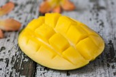 Exotic mango — Stock Photo