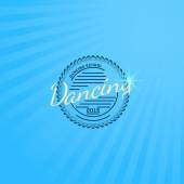 Dancing badges logos and labels for any use — Stock Vector