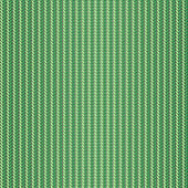 Seamless knitted background green — Stock Vector