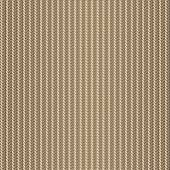 Seamless knitted beige background — Stock Vector