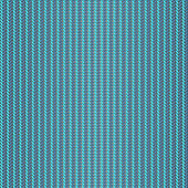 Seamless knitted background blue — Stock Vector