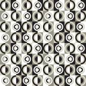 Abstract graphic background. Seamless pattern — Vetor de Stock