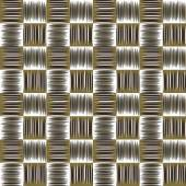 Seamless pattern abstract background. Striped squares — 图库矢量图片
