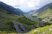 One of the most beautiful mountain roads in the world located in — Stockfoto