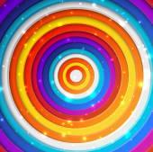 абстрактная 3d круг — Cтоковый вектор