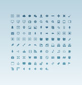 Icons pack for your design. — Stock Vector