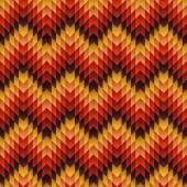 Aztec seamless pattern. Vector — Stock Vector