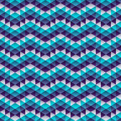 Aztec seamless mönster. Vektor — Stockvektor
