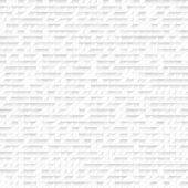 White seamless mosaic pattern. Vector illustration — Wektor stockowy